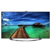 海信 LED65XT890G3D 65英寸窄边3D网络智能LED电视(银色)