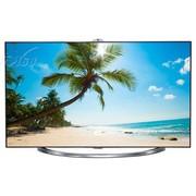 海信 LED58XT880J3DU 58英寸3D网络智能4K电视(银色)