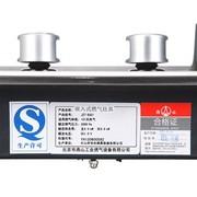 燕山 JZT-B301-JD 家用嵌入式双眼大火力节能燃气灶 台嵌两用灶具(天然气)