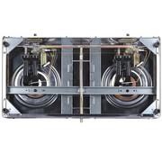 燕山 JZT-B101 家用台式双眼大火力节能燃气灶 灶具(天然气)