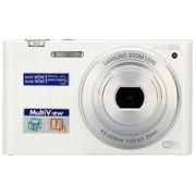 三星 MV900F 数码相机 白色(1630万像素 3.3英寸可翻转触摸屏 5倍光学变焦 25mm广角)