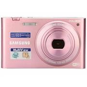 三星 MV900F 数码相机 粉色(1630万像素 3.3英寸可翻转触摸屏 5倍光学变焦 25mm广角)
