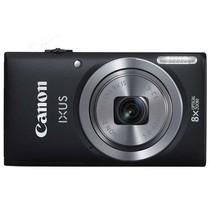 佳能 IXUS132 数码相机 黑色(1600万像素 2.7英寸液晶屏 8倍光学变焦 28mm广角)产品图片主图