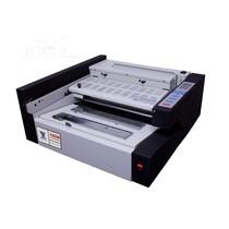 兴业 J400桌面式液晶全自动胶装机产品图片主图
