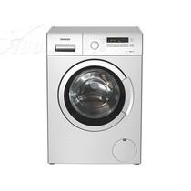 西门子 XQG56-10O268 5.6公斤全自动滚筒洗衣机(银色)产品图片主图