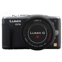 松下 GF6 微单套机 黑色(X 14-42mm F3.5-5.6 镜头)产品图片主图