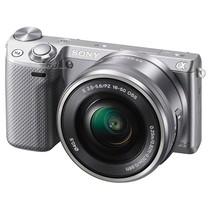 索尼 NEX-5T 微单套机 银色(E PZ 16-50mm F3.5-5.6 OSS)产品图片主图