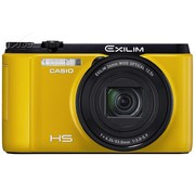 卡西欧 ZR1200 数码相机 黄色(1610万像素 3英寸液晶屏 12.5倍光学变焦 24mm广角)