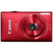 佳能 IXUS140 数码相机 红色(1600万像素 3英寸液晶屏 8倍光学变焦 28mm广角 WiFi传输)