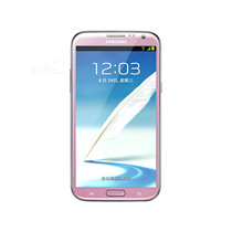 三星 Note2 N719 16G电信3G手机(钻石粉)CDMA2000/GSM双卡双待双通非合约机产品图片主图