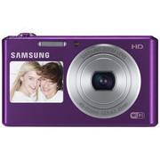三星 DV150F 数码相机 紫色(1620万像素 智能双屏 5倍光学变焦 25mm广角 WiFi传输)