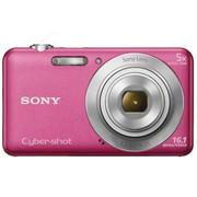 索尼 W710 数码相机 粉色(1610万像素 2.7英寸屏 5倍光学变焦 28mm广角)