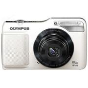 奥林巴斯 VG170 数码相机 白色(1400万像素 3英寸液晶屏 5倍光学变焦 26mm广角)