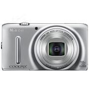 尼康 S9400 数码相机 银色(1811万像素 3英寸液晶屏 18倍光学变焦 25mm广角)