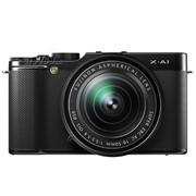 富士 X-A1 单电套机 黑色(XC 16-50mm F3.5-5.6 OIS 镜头)