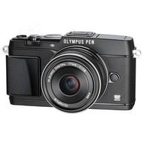奥林巴斯 E-P5 单电套机 黑色(M.ZUIKO DIGITAL 17mm F1.8 镜头)产品图片主图