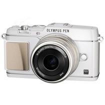 奥林巴斯 E-P5 单电套机 白色(M.ZUIKO DIGITAL 17mm F1.8 镜头)产品图片主图