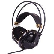 赛睿 西伯利亚v1 全尺寸耳机 黑金色