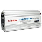 索尔 LDA-1000W 12V转220V逆变器 带蓄电池充电功能 电源转换器 1000W/C带充不带防反接 12V