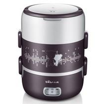 小熊 DFH-S2123 双层蒸煮电热饭盒 加热保温饭盒 真空保鲜2L产品图片主图