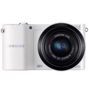 三星 NX1100 微单套机 白色(20-50mm f/3.5-5.6 ED 镜头)