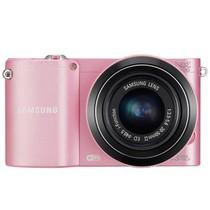 三星 NX1100 微单套机 粉色(20-50mm f/3.5-5.6 ED 镜头)产品图片主图