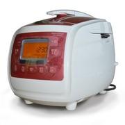 福库 韩国(CUCKOO) CRP-J0851FR 多功能高压电饭煲 3.5L(红色)