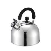 仁品 【货到付款】RENPIN不锈钢烧水壶 鸣音大容量电磁炉煤气炉热水壶3L4L5L BB壶4L单底