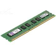 金士顿 4GB DDR3 1600 ECC