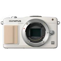 奥林巴斯 E-PM2 微单机身 白色(1610万像素 3英寸触摸液晶屏 连拍8张/秒)产品图片主图