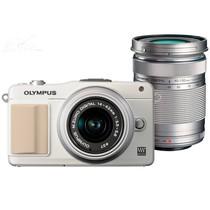奥林巴斯 E-PM2 微单套机 白色(14-42mm II R,40-150mm)产品图片主图