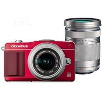 奥林巴斯 E-PM2 微单套机 红色(14-42mm II R,40-150mm)产品图片主图