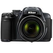 尼康 P520 数码相机 银色(1808万像素 3英寸液晶屏 42倍光学变焦 24mm广角)