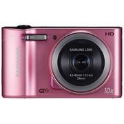 三星 WB30F 数码相机 粉色(1620万像素 3英寸液晶屏 10倍光学变焦 24mm广角 WiFi传输)
