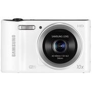 三星 WB30F 数码相机 白色(1620万像素 3英寸液晶屏 10倍光学变焦 24mm广角 WiFi传输)