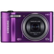 三星 WB30F 数码相机 紫色(1620万像素 3英寸液晶屏 10倍光学变焦 24mm广角 WiFi传输)