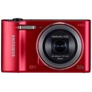 三星 WB30F 数码相机 红色(1620万像素 3英寸液晶屏 10倍光学变焦 24mm广角 WiFi传输)