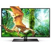 TCL LE46D530A-3D 46英寸窄边3D网络智能LED电视(银色)