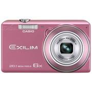 卡西欧 ZS30 数码相机 粉色(2010万像素 2.7英寸液晶屏 6倍光学变焦 26mm广角)