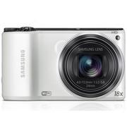 三星 WB200F 数码相机 白色(1420万像素 3英寸触摸屏 18倍光学变焦 24mm广角)