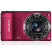三星 WB200F 数码相机 红色(1420万像素 3英寸触摸屏 18倍光学变焦 24mm广角)