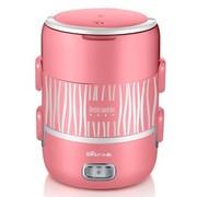 小熊 DFH-S2358 双层蒸煮电热饭盒 加热保温饭盒 2L
