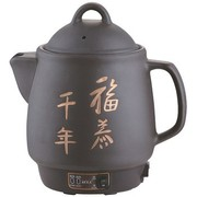 益美 450B 福养千年 紫砂药壶 2.5L 煎药壶 中药自动煎煮 快慢双档 自动保温