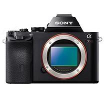 索尼 A7r 微单机身 黑色(3640万像素 3英寸液晶屏 连拍4张/秒)产品图片主图