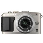 奥林巴斯 E-PL6 微单套机 银色(M.ZUIKO DIGITAL 14-42mm f/3.5-5.6 II R 镜头)
