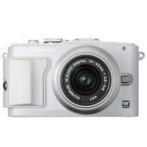 奥林巴斯 E-PL6 微单套机 白色(M.ZUIKO DIGITAL 14-42mm f/3.5-5.6 II R 镜头)产品图片主图