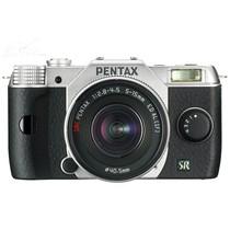 宾得 Q7 微单套机 银色(5-15mm f/2.8-4.5 镜头)产品图片主图