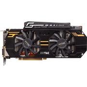 索泰 GTX760-2GD5至尊OC 1085-1150MHz\6008MHz 2GB\256bit GDDR5 PCI-E 显卡