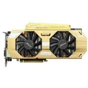 索泰 GTX760-2GD5至尊OC+ 1137-1202MHz\6208MHz 2G\256bit GDR5 PCI-E显卡