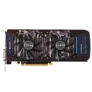 影驰 GTX770四星黑将 1110MHz/7010MHz 2G/256bit DDR5 PCI-E显卡